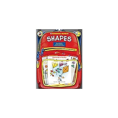 Carson-Dellosa Publishing Shapes, Grades Pk - 1 Workbook, Preschool - Grade 1 [eBook]