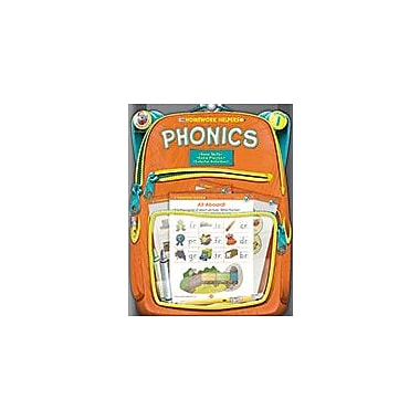 Carson-Dellosa Publishing Phonics, Grade 1 Workbook [eBook]