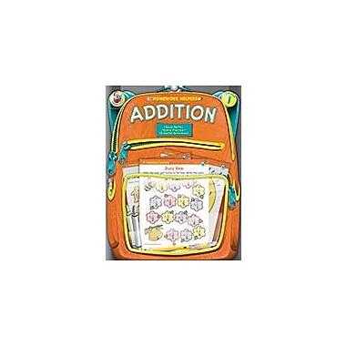 Carson-Dellosa Publishing Addition, Grade 1 Workbook [eBook]