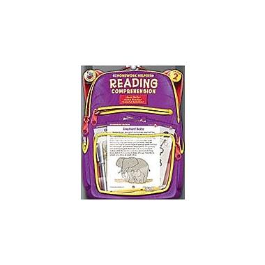 Carson-Dellosa Publishing Reading Comprehension, Grade 2 Workbook, ISBN #9781483821443 [eBook]
