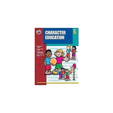 Carson-Dellosa Publishing Character Education, Grade 5 Workbook [eBook]