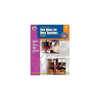 Carson-Dellosa Publishing Fast Ideas For Busy Teachers: Math, Grade 2 Workbook By Shiotsu, Vicky, Grade 2 [eBook]