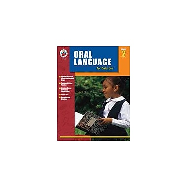 Carson-Dellosa Publishing Oral Language For Daily Use, Grade 2 Workbook By Alsop, Tom; Terek, Roslyn, Grade 2 [eBook]