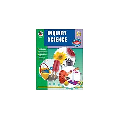 Carson-Dellosa Publishing Inquiry Science, Grades 2-3 Workbook, Grade 2 - Grade 3 [eBook]