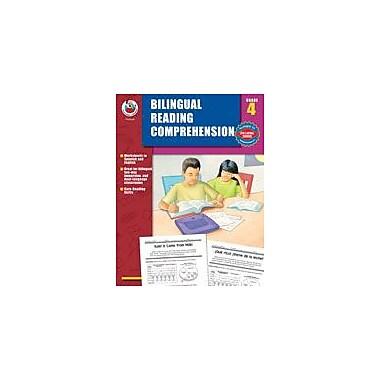 Carson-Dellosa Publishing Bilingual Reading Comprehension, Grade 4 Workbook [eBook]
