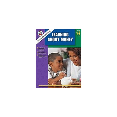 Carson-Dellosa Publishing Learning About Money Workbook, Grade 1 - Grade 2 [eBook]