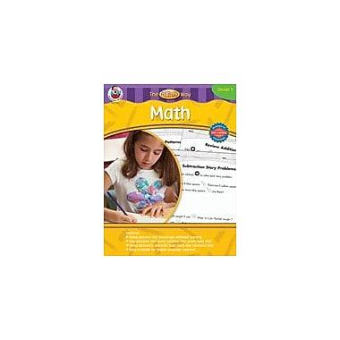 Carson-Dellosa Publishing Math Grade 1 Workbook [eBook]