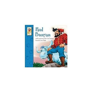 Carson-Dellosa Publishing Paul Bunyan Workbook By Ottolenghi, Carol, Preschool - Grade 3 [eBook]