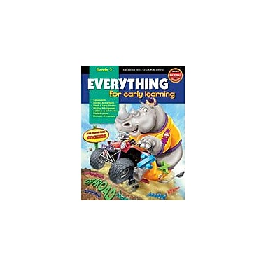 Carson-Dellosa Publishing Everything For Early Learning Workbook, Grade 2 [eBook]