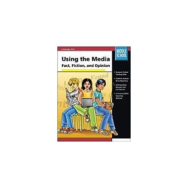 Carson-Dellosa Publishing Using The Media Workbook, Grade 6 - Grade 8 [eBook]
