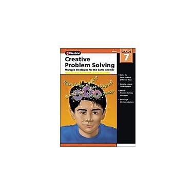 Carson-Dellosa Publishing Creative Problem Solving, Grade 7 Workbook [eBook]
