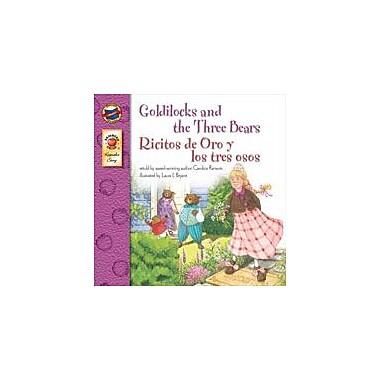 Carson-Dellosa Publishing Goldilocks And The Three Bears (English/Spanish) Workbook, Preschool - Grade 3 [eBook]