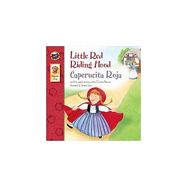 Carson-Dellosa Publishing Little Red Riding Hood (English/Spanish) Workbook By Ransom, Candice, Preschool - Grade 3 [eBook]