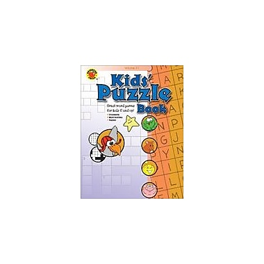 Carson-Dellosa Publishing Kids' Puzzle Book (Volume 1) Workbook By Brighter Child, Grade 1 - Grade 5 [eBook]