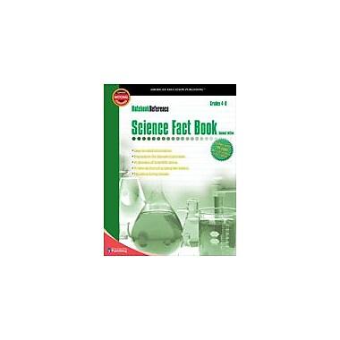 Carson-Dellosa Publishing Science Fact Book Workbook, Grade 4 - Grade 8 [eBook]