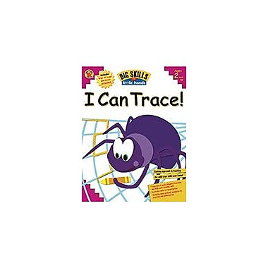 Carson-Dellosa Publishing I Can Trace!, Grades Kindergarten And Under Workbook, Preschool - Kindergarten [eBook]