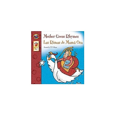 Carson-Dellosa Publishing Mother Goose Rhymes (English/Spanish) Workbook By CD Hullinger, Preschool - Grade 3 [eBook]