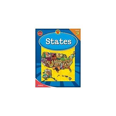 Carson-Dellosa Publishing Brighter Child US States, Grade 3 Workbook By Brighter Child, Grade 3 [eBook]