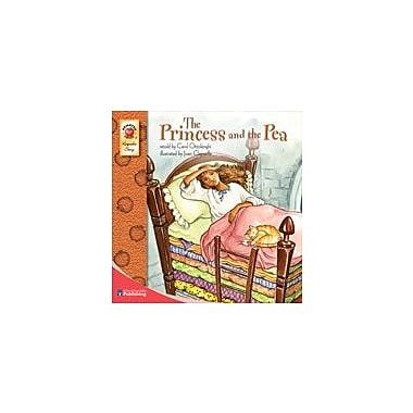 Carson-Dellosa Publishing The Princess And The Pea (English) Workbook By Ottolenghi, Carol, Preschool - Grade 3 [eBook]