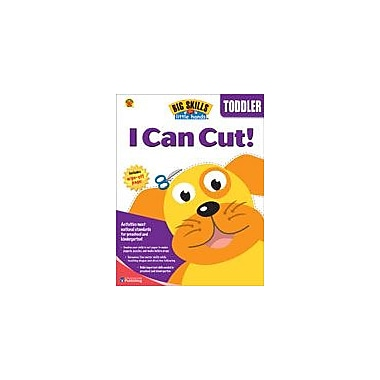 Carson-Dellosa Publishing I Can Cut Workbook By Brighter Child, Preschool [eBook]