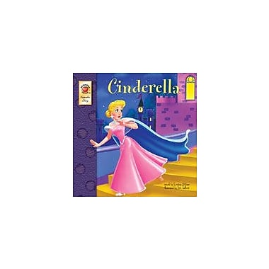 Carson-Dellosa Publishing Cinderella Workbook By Mizer, Lindsay, Preschool - Grade 3 [eBook]