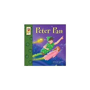 Carson-Dellosa Publishing Peter Pan Workbook By Ottolenghi, Carol, Preschool - Grade 3 [eBook]