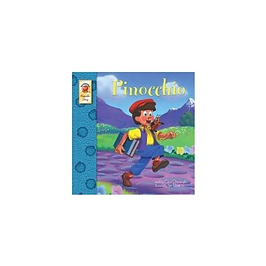 Carson-Dellosa Publishing Pinocchio Workbook By Ottolenghi, Carol, Preschool - Grade 3 [eBook]