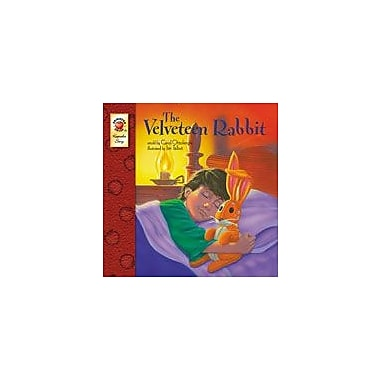 Carson-Dellosa Publishing The Velveteen Rabbit Workbook By Ottolenghi, Carol, Preschool - Grade 3 [eBook]