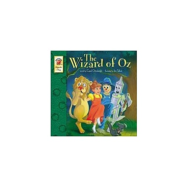 Carson-Dellosa Publishing The Wizard Of Oz Workbook By Ottolenghi, Carol, Preschool - Grade 3 [eBook]