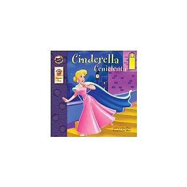 Carson-Dellosa Publishing Cinderella (English)/Spanish) Workbook By Mizer, Lindsay, Preschool - Grade 3 [eBook]