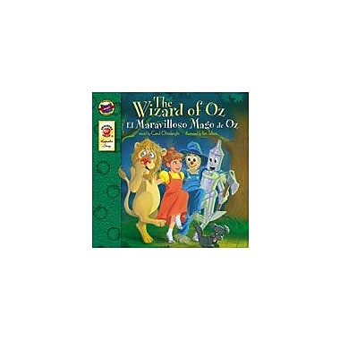 Carson-Dellosa Publishing The Wizard Of Oz (English)/Spanish) Workbook By Ottolenghi, Carol, Preschool - Grade 3 [eBook]