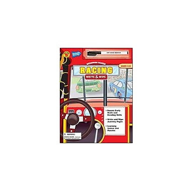 Carson-Dellosa Publishing Racing Workbook By Brighter Child, Preschool - Grade 3 [eBook]