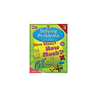 Carson-Dellosa Publishing Brighter Child Master Math, Grade 3 Workbook By Brighter Child, Grade 3 [eBook]