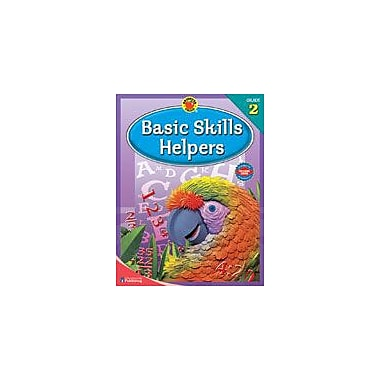 Carson-Dellosa Publishing Basic Skills Helpers Workbook By Brighter Child, Grade 2 [eBook]