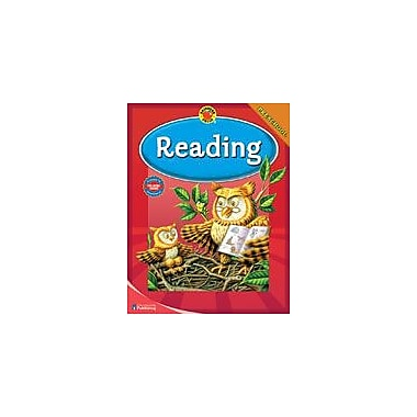 Carson-Dellosa Publishing Brighter Child Reading, Grade PK Workbook By Brighter Child, Preschool [eBook]