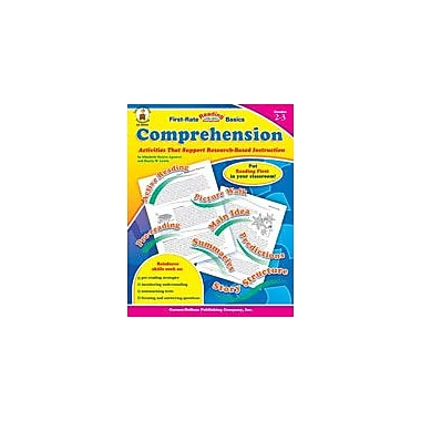 Carson-Dellosa Publishing Comprehension, Grades 2-3 Workbook By Suarez-Aguerre, Elizabeth, Grade 2 - Grade 3 [eBook]