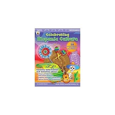 Carson-Dellosa Publishing Celebrating Hispanic Culture Workbook By Downs, Cynthia, Kindergarten - Grade 5 [eBook]