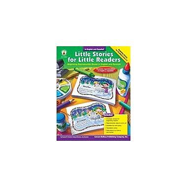 Carson-Dellosa Publishing Little Stories For Little Readers Workbook By Kerr, Bob, Kindergarten - Grade 4 [eBook]