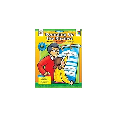 Carson-Dellosa Publishing Rounding Up The Rhymes Workbook By Hayes, Eve, Grade 1 - Grade 3 [eBook]