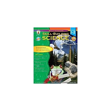 Carson-Dellosa Publishing Skill-Building Science, Grades 1-2 Workbook By Wheeler, Kathryn, Grade 1 - Grade 2 [eBook]