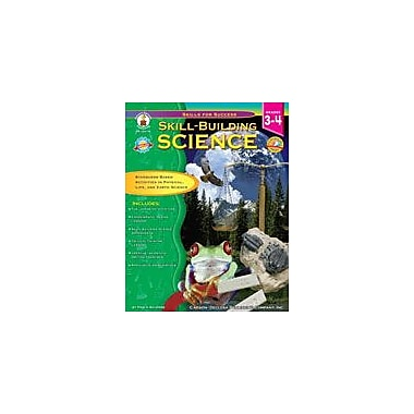 Carson-Dellosa Publishing Skill-Building Science, Grades 3-4 Workbook By Aguerre, Pablo, Grade 3 - Grade 4 [eBook]