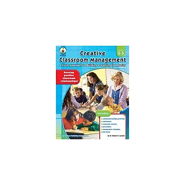 Carson-Dellosa Publishing Creative Classroom Management, Grades 3-5 Workbook By Lockett, Sharon, Grade 3 - Grade 5 [eBook]