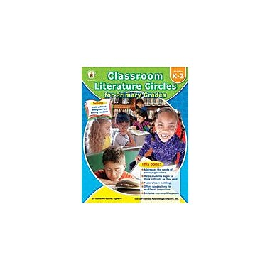 Carson-Dellosa Publishing Classroom Literature Circles For Primary Grades Workbook, Kindergarten - Grade 2 [eBook]