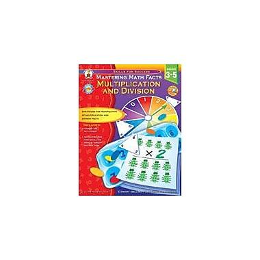 Carson-Dellosa Publishing Mastering Math Facts Workbook By Prince-Wallaker, Jillayne, Grade 3 - Grade 5 [eBook]