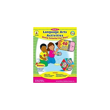 Carson-Dellosa Publishing Language Arts Activities With Cut-Outs, Grade 2 Workbook By Kohfeldt, Joyce, Grade 2 [eBook]