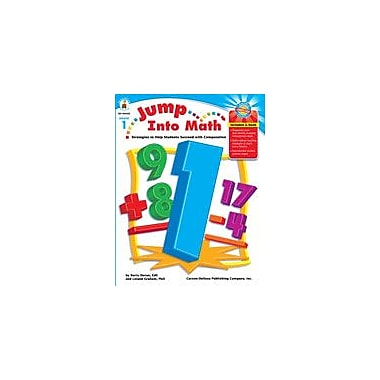 Carson-Dellosa Publishing Jump Into Math, Grade 1 Workbook By Graham, Leland, Grade 1 [eBook]
