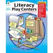 Carson-Dellosa Publishing Literacy Play Centers Workbook By Wahl, Jan; Wong, Nicole, Preschool - Kindergarten [eBook]