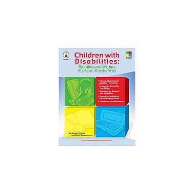 Carson-Dellosa Publishing Disabled Children: Read/Write Workbook By Erickson, Karen, Grade 1 - Grade 3 [eBook]