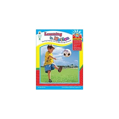 Carson-Dellosa Publishing Learning In Motion Kindergarten Workbook By Murray, Mary, Kindergarten [eBook]