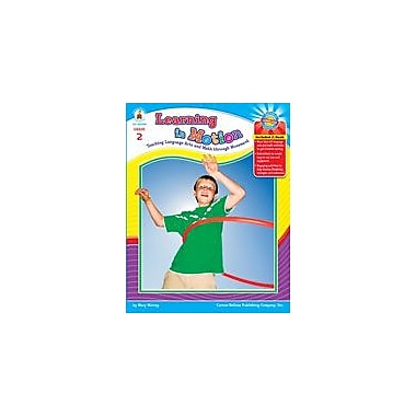 Carson-Dellosa Publishing Learning In Motion, Grade 2 Workbook By Murray, Mary, Grade 2 [eBook]
